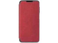 Husa Piele OEM Beline Book pentru Samsung Galaxy A12 A125, Rosie