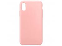 Husa TPU OEM Beline pentru Samsung Galaxy A12 A125, Roz Aurie
