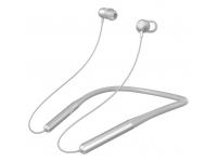 Casti Bluetooth Dudao U5B, Sport, EarBuds, Albe