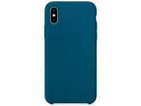 Husa TPU OEM Pure Silicone MP pentru Samsung Galaxy A32 5G A326, Bleumarin