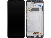 Display - Touchscreen Samsung Galaxy A32 LTE A325, Cu Rama, Negru GH82-25579A