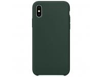 Husa TPU OEM Pure Silicone MP pentru Samsung Galaxy A02s A025F, Verde
