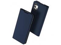 Husa Poliuretan DUX DUCIS Skin Pro pentru Samsung Galaxy A32 5G A326, Bleumarin