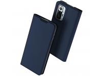 Husa Poliuretan DUX DUCIS Skin Pro pentru Xiaomi Redmi Note 10 Pro, Bleumarin