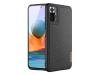 Husa DUX DUCIS Fino pentru Xiaomi Redmi Note 10 Pro, Neagra