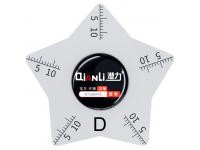 Clips Metalic QIANLI D, Pentagrama, pentru desfacut lcd / display, Flexibil