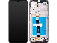 Display - Touchscreen Samsung Galaxy A22 5G, Cu Rama, Negru GH81-20694A