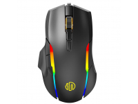 Mouse Wired USB Inphic PG7, Gaming, RGB, Negru
