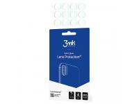 Folie Protectie Camera spate 3MK pentru Samsung Galaxy A32 5G A326, Set 4 buc, Plastic