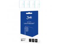 Folie Protectie Camera spate 3MK pentru Samsung Galaxy M31s, Set 4 buc, Plastic