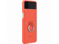 Husa TPU Samsung Galaxy Z Flip3 5G, Case Ring, Rosie EF-PF711TPEGWW