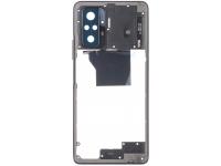 Carcasa Mijloc Xiaomi Redmi Note 10 Pro, Gri
