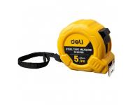 Ruleta Deli Tools EDL9025B, 5m / 25mm