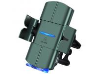 Incarcator Auto Wireless Usams Starod, Quick Charge, 10W, Negru US-CD133