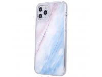 Husa TPU OEM Ultra Trendy Fine Glitter 1 pentru Samsung Galaxy A02s A025F, Multicolor Transparenta