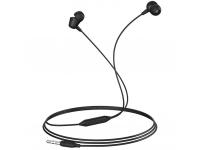 Handsfree Casti In-Ear Borofone Melody BM20, Cu microfon, 3.5 mm, 1.2m, Negru