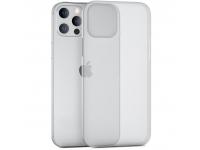 Husa TPU Tech-Protect UltraSlim pentru Apple iPhone 12 / Apple iPhone 12 Pro, 0.4mm, Matte, Transparenta