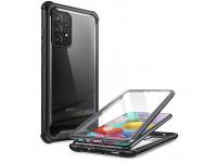 Husa Plastic - TPU Supcase Iblsn Ares pentru Samsung Galaxy A72 4G, Full Cover, Neagra