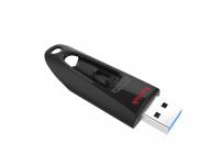 Memorie Externa SanDisk Pendrive, 256Gb, USB 3.0, Neagra SDCZ48-256G-U46