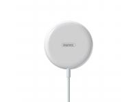 Incarcator Retea Wireless Remax RP-W27, Quick Charge, MagSafe, 15W, 1.2m, Alb