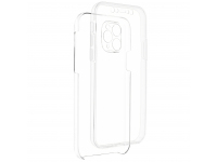 Husa TPU OEM Full Cover pentru Samsung Galaxy A52 A525 / Samsung Galaxy A52 5G, Transparenta