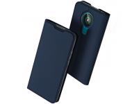 Husa Poliuretan DUX DUCIS Skin Pro pentru Nokia 1.4, Bleumarin