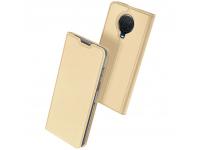 Husa Poliuretan DUX DUCIS Skin Pro pentru Samsung Galaxy A02, Aurie
