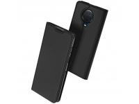 Husa Poliuretan DUX DUCIS Skin Pro pentru Samsung Galaxy A02, Neagra