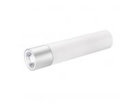 Baterie Externa Powerbank Xiaomi Flashlight, 3300 mA, Standard Charge (5V), Alba MUE4084GL