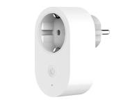 Priza Xiaomi Smart Plug, Inteligenta, WiFi, Alba GMR4015GL