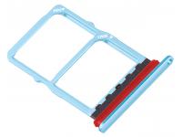 Suport Card - Suport SIM Huawei P30, Bleu 51661LRA