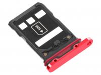 Suport Card - Suport SIM Huawei P30 Pro / Huawei P30 Pro New Edition, Amber, Rosu 51661MFG