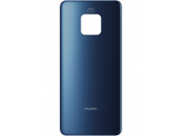 Capac Baterie Huawei Mate 20 Pro, ( Midnight Blue), Albastru, Swap