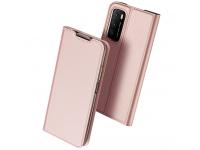 Husa Poliuretan DUX DUCIS Skin Pro pentru Xiaomi Poco M3 / Xiaomi Redmi 9T, Roz Aurie
