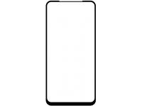 Folie Protectie Ecran OEM pentru Samsung Galaxy A21s A217, Sticla securizata, 5D, 9H, Neagra