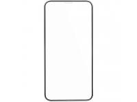 Folie Protectie Ecran Borofone pentru Apple iPhone 12 Pro Max, Sticla securizata, Full Face, Full Glue, Neagra