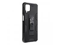 Husa Plastic - TPU Forcell Defender pentru Samsung Galaxy A12 A125, Neagra
