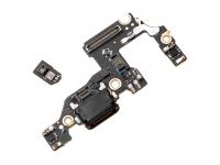 Placa Cu Conector Incarcare / Date - Microfon Huawei P10 02351EKT