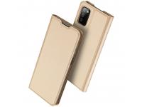 Husa Poliuretan DUX DUCIS Skin Pro pentru Samsung Galaxy A03s, Aurie