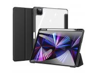 Husa Tableta Piele - Poliuretan DUX DUCIS Toby pentru Apple iPad Pro 11 (2021), Neagra