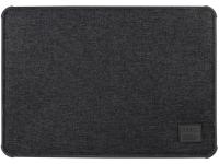 Husa Laptop UNIQ DFender Tough, 13 inci, Neagra