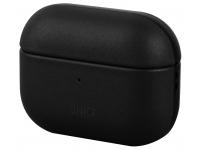 Husa Protectie Casti UNIQ Terra pentru Apple AirPods Pro, Neagra