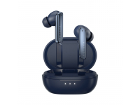 Handsfree Casti Bluetooth Haylou W1 TWS, SinglePoint, Bleumarin