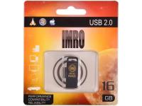 Memorie Externa Imro, 16Gb, USB 2.0, Neagra