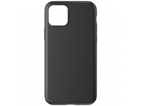 Husa TPU OEM Soft pentru Apple iPhone 12 Pro Max, Neagra