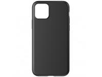 Husa TPU OEM Soft pentru Samsung Galaxy S21 FE 5G, Neagra