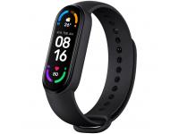 Bratara Fitness Xiaomi Mi Smart Band 6, Amoled, Neagra BHR4951GL