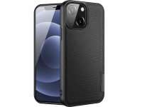 Husa TPU Nevox StyleShell Nylo pentru Apple iPhone 13 mini, Neagra