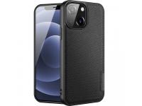 Husa TPU Nevox StyleShell Nylo pentru Apple iPhone 13, Neagra