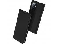 Husa Piele DUX DUCIS Skin Pro pentru OnePlus 9, Neagra